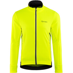 Gonso Alta Softshell Active Jacke Herren safety yellow